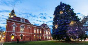 Victoria Christmas Tree