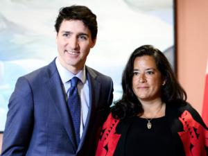 Jody Wilson-Raybould Trudeau
