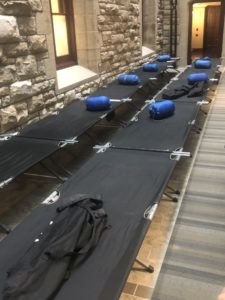House of Commons Cots