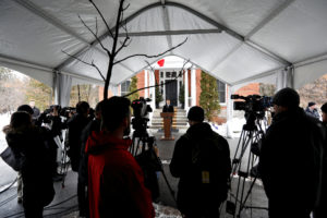 Trudeau Press Conference