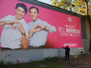 Trudeau Morneau BFF