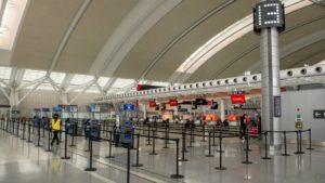 Toronto Airport Empty