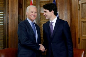 Trudeau Biden Picture of the Week
