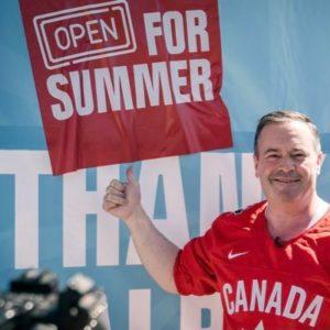Alberta Open for Summer