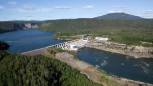 Peace Canyon Dam
